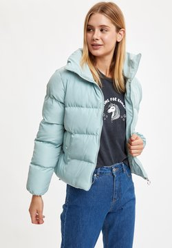 DeFacto Fit - Winterjacke - turquoise