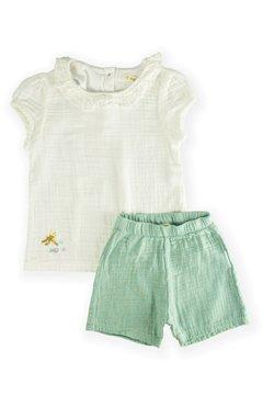 Cigit - Shorts - light green