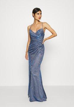 Luxuar Fashion - Festklänning - blau