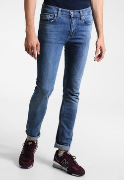 Zalando Essentials - Slim fit jeans - light blue