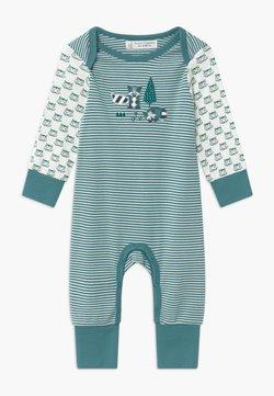 Sense Organics - WAYAN BABY ROMPER - Pyjama - teal