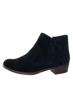 Minnetonka - BLAKE BOOTS - Santiags - black