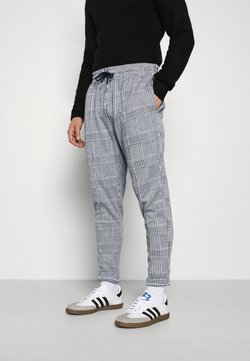 Topman - CHECK - Jogginghose - grey
