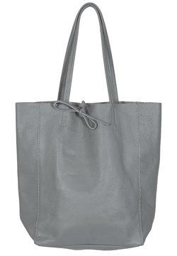 Zwillingsherz - ANITA - Shopping Bag - grau
