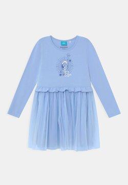 Staccato - DISNEY FROZEN ELSA - Jerseykleid - sky blue