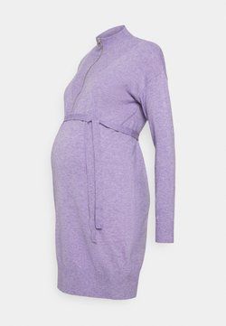 MAMALICIOUS - MLNELLY LIA DRESS - Vestido de punto - daybreak