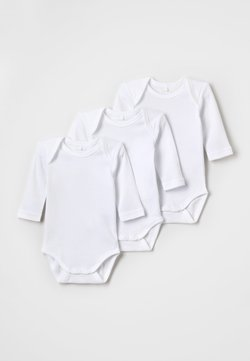 Name it - SOLID BABY 3PACK - Body - white