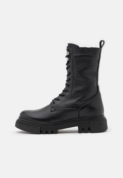 Zign - Lace-up boots - black