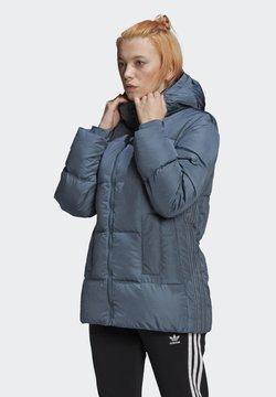 adidas Originals - WINTER REGULAR JACKET - Daunenjacke - legacy blue