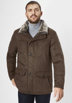 S4 Jackets - EL GRECO - Winterjacke - dark chocolate
