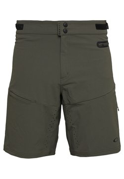 Oakley - TRAIL SHORT - kurze Sporthose - dark green