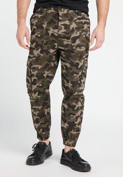 DreiMaster - Cargohose - camouflage