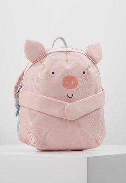 Lässig - BACKPACK PIG - Reppu - rosa
