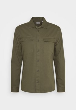 Jack & Jones - JJEWALTER  - Camicia - olive night