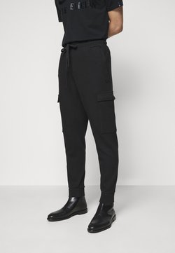 True Religion - Cargohose - black