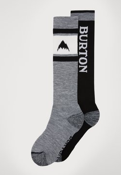 Burton - WEEKEND 2 PACK - Sportsocken - true black
