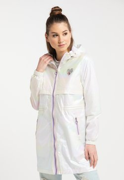 myMo - HOLOGRAPHIC  - Parka - weiss holografisch