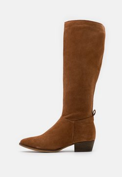 Anna Field - LEATHER  - Saappaat - brown