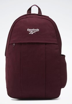 Reebok Classic - CLASSICS FOUNDATION JWF 2 BACKPACK - Reppu - burgundy