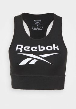 Reebok - BRALETTE - Sport BH - black