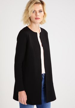 Vila - VINAJA NEW LONG JACKET - Leichte Jacke - black