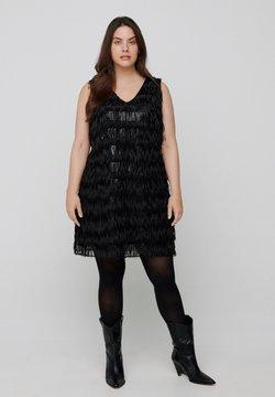Zizzi - Cocktailkleid/festliches Kleid - black
