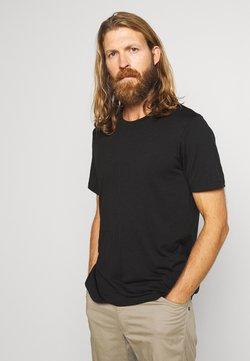 Icebreaker - TECH LITE - T-Shirt basic - black