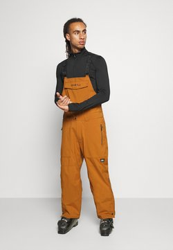 O'Neill - SHRED BIB PANTS - Pantalón de nieve - glazed ginger