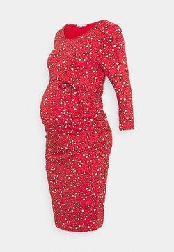 Noppies - DRESS DONNA - Jerseykleid - poinsettia