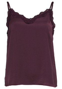 ONLY - SET - Pyjama - bordeaux
