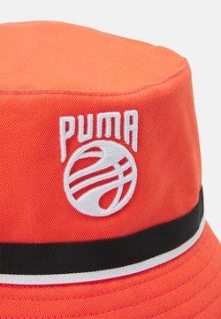 Puma - BASKETBALL BUCKET HAT - Hoed - fiery coral