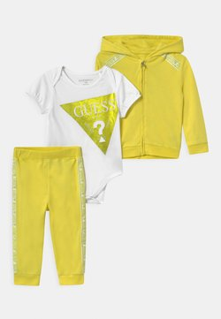 Guess - BABY SET - Trainingsanzug - shiny light green