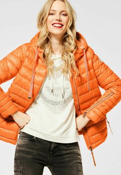 Street One - Winterjacke - orange