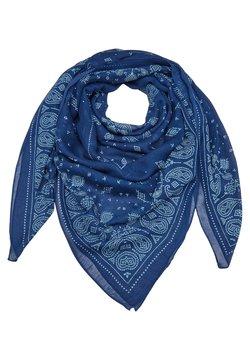 s.Oliver - Foulard - blue multicolored