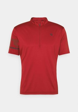 Ziener - NOBUS MAN  - T-Shirt print - red pepper