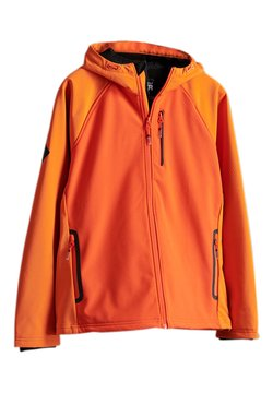 Superdry - Kevyt takki - denver orange