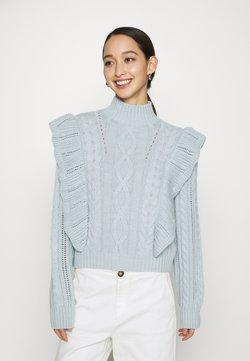EDITED - ALICEJUMPER - Sweter - blue