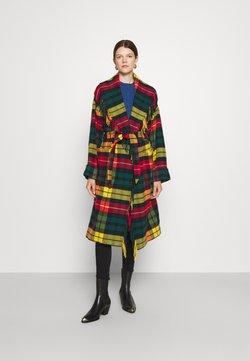 Polo Ralph Lauren - COAT - Klasyczny płaszcz - red/yellow