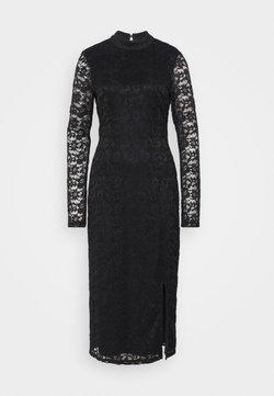 Glamorous Tall - OPEN BACK PARTY DRESS - Robe d'été - black