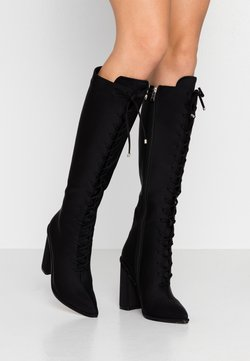 BEBO - JESSIE - High heeled boots - black