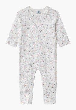 Sanetta - LONG ALLOVER ZGREEN - Pyjama - broken white