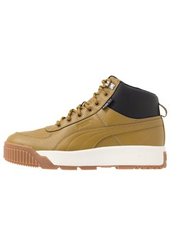 Puma - TARRENZ PURETEX - Sneaker high - moss green/black