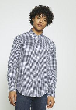 Abercrombie & Fitch - ICON SIGNATURE GINGHAM - Camisa - medium blue