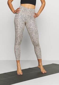 Cotton On Body - LIFESTYLE POCKET - Tights - natural/black
