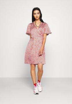 YAS - YASAYLIN DRESS  - Day dress - eggnog