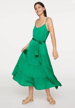 OYSHO - Cocktailkleid/festliches Kleid - green