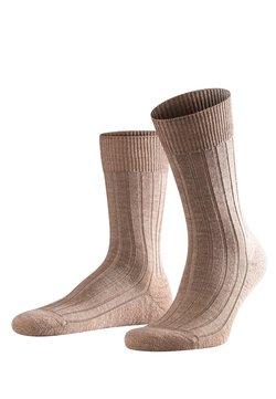FALKE - Socken - nutmeg mel