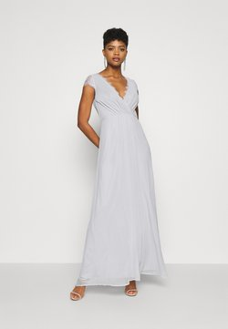Nly by Nelly - SLEEVE GOWN - Ballkjole - dusty blue