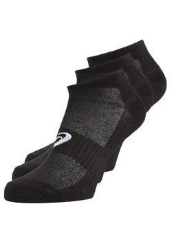 ASICS - PED SOCK 3 PACK - Calcetines tobilleros - black