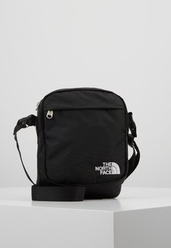 The North Face - SHOULDER BAG - Axelremsväska - black/white